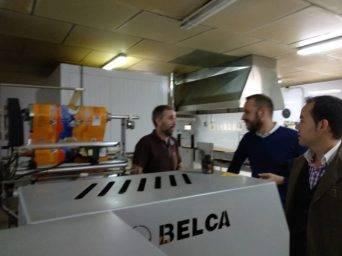 visita empresa herencia churreria perez 1 342x256 - Visita a Churrería Pérez en Herencia dentro del plan de crecimiento empresarial
