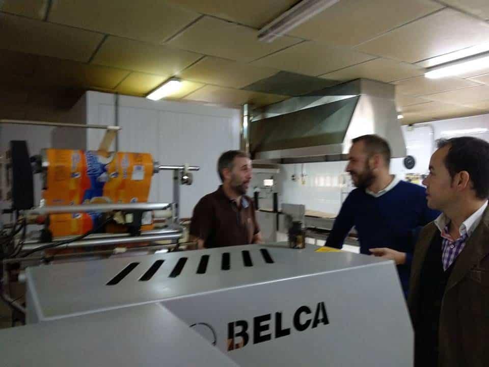Visita a Churrería Pérez en Herencia dentro del plan de crecimiento empresarial 4