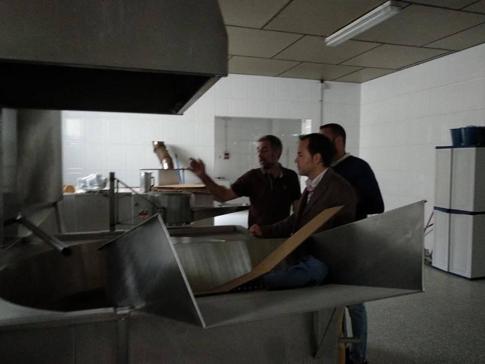 Visita a Churrería Pérez en Herencia dentro del plan de crecimiento empresarial 2
