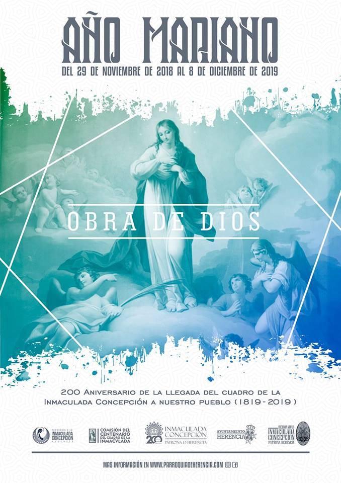 Presentado el programa de las fiestas en honor a la Inmaculada y el próximo Año Mariano 9