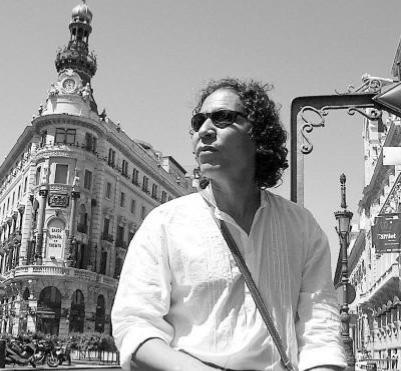 Encuentro con el escritor saharaui Bahia Mahmud Awah 6