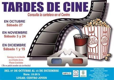 Cine de invierno 1 - Sábados de cine en el Centro Joven de Herencia