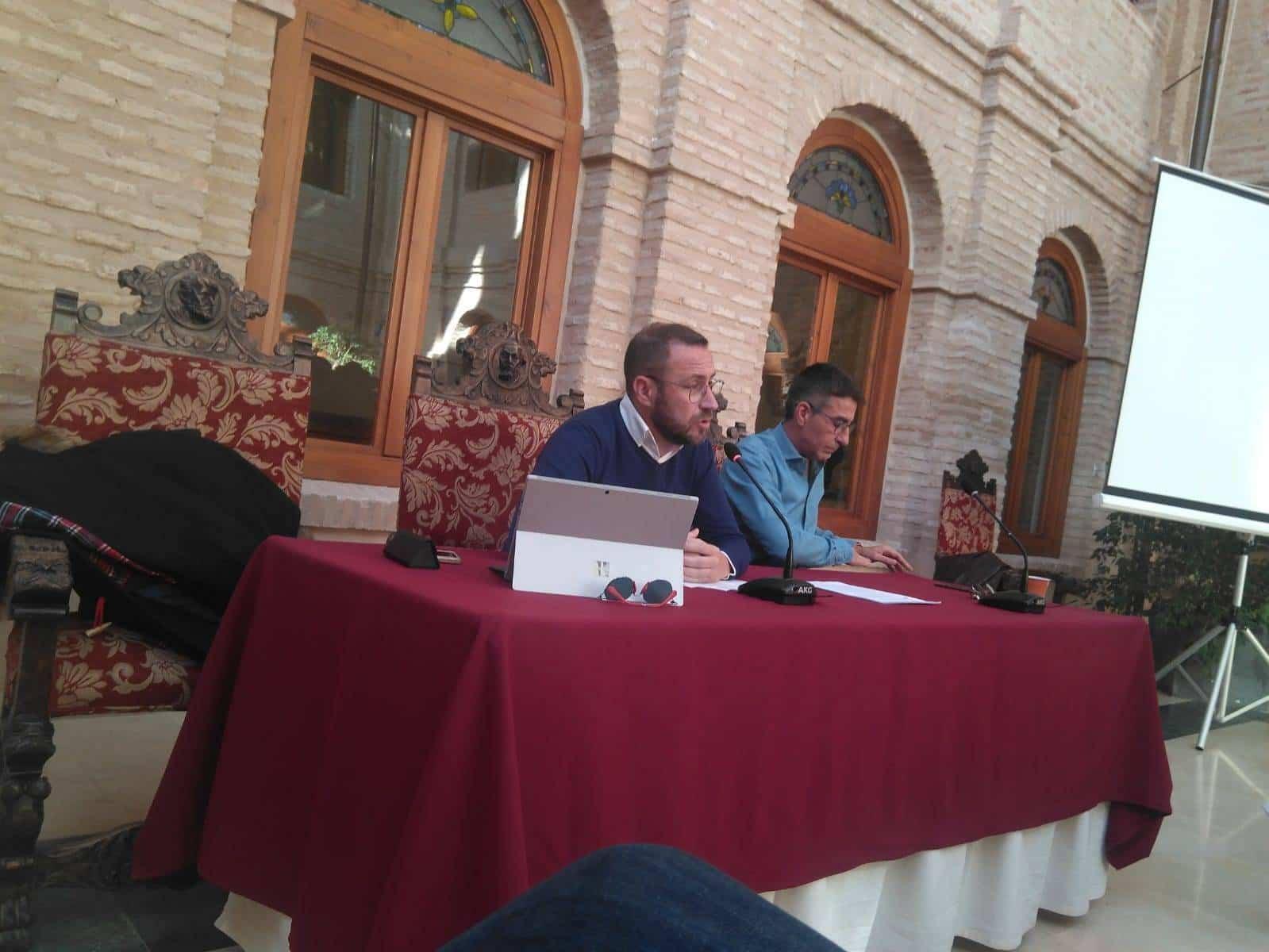 Reunión sectorial del Consejo Local de Empresas e Innovación 1