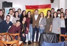 Fátima Tajuelo elegida presidenta de Nuevas Generaciones de Herencia