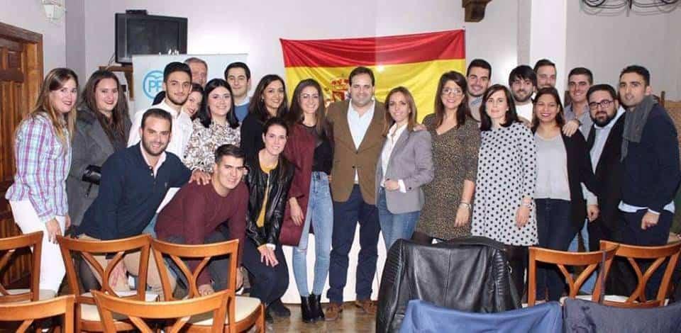 I Congreso Local de Nuevas Generaciones de Herencia10 - Fátima Tajuelo elegida presidenta de Nuevas Generaciones de Herencia