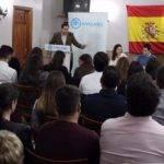 Fátima Tajuelo elegida presidenta de Nuevas Generaciones de Herencia 9
