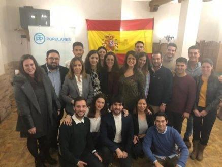 I Congreso Local de Nuevas Generaciones de Herencia7
