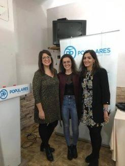 I Congreso Local de Nuevas Generaciones de Herencia8