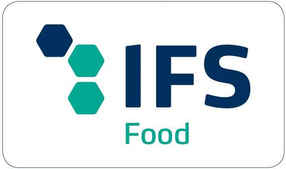 IFS Food Box RGB - Quesos Gómez Moreno logra la certificación IFS en Calidad y Seguridad Alimentaria