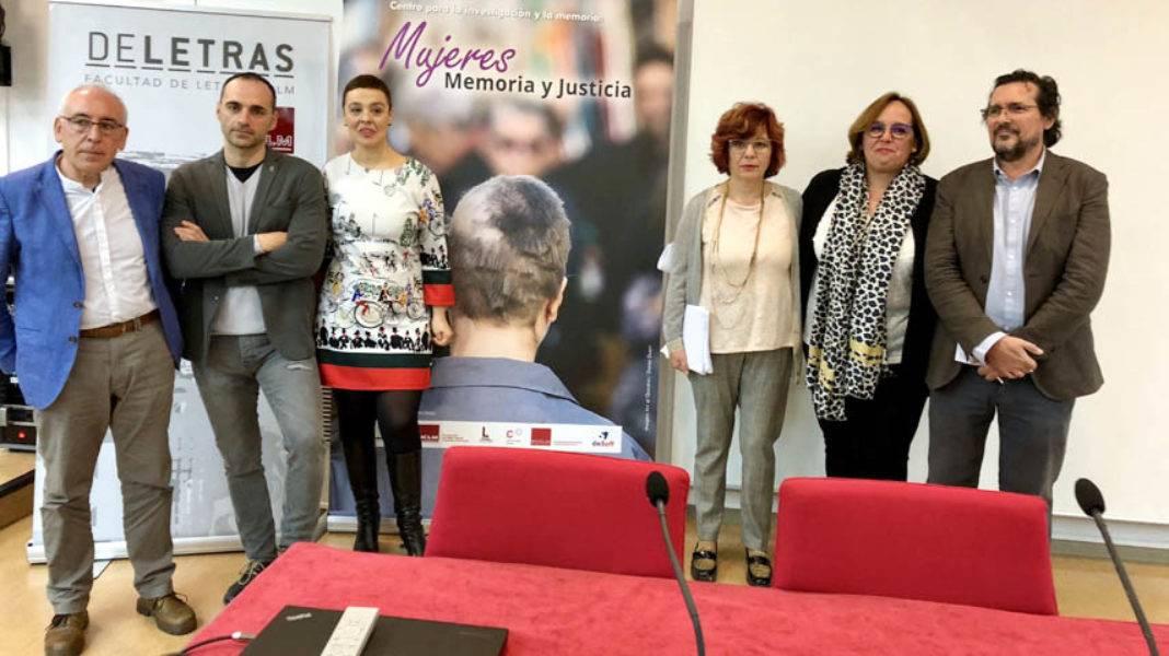 MujeresMemoriaJusticia1 1068x600 - Recuperado el testimonio de mujeres que sufrieron la represión franquista en Herencia