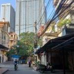 Perlé llegado a Hanoi, capital vietnamita. Etapas 436 a 445 116