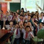 Perlé llegado a Hanoi, capital vietnamita. Etapas 436 a 445 108
