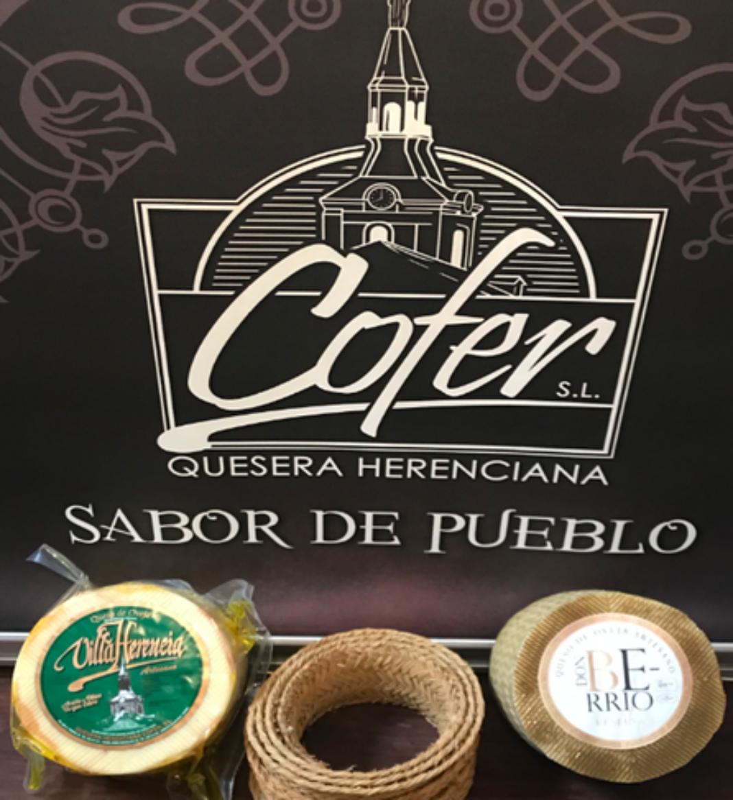 World Cheese Awards premia a los que quesos de Quesera Herenciana Cofer 1 1068x1166 - World Cheese Awards premia a los que quesos de Quesera Herenciana Cofer