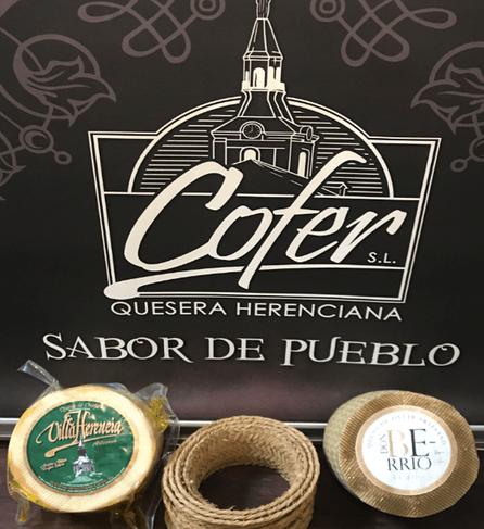 World Cheese Awards premia a los que quesos de Quesera Herenciana Cofer 3