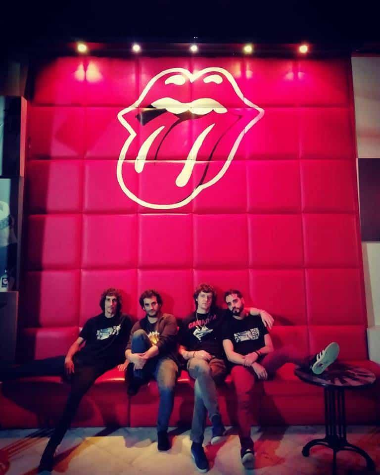 """Yeska presenta su disco """"Incendio"""" en la sala Rolling Rock de Alcázar 5"""