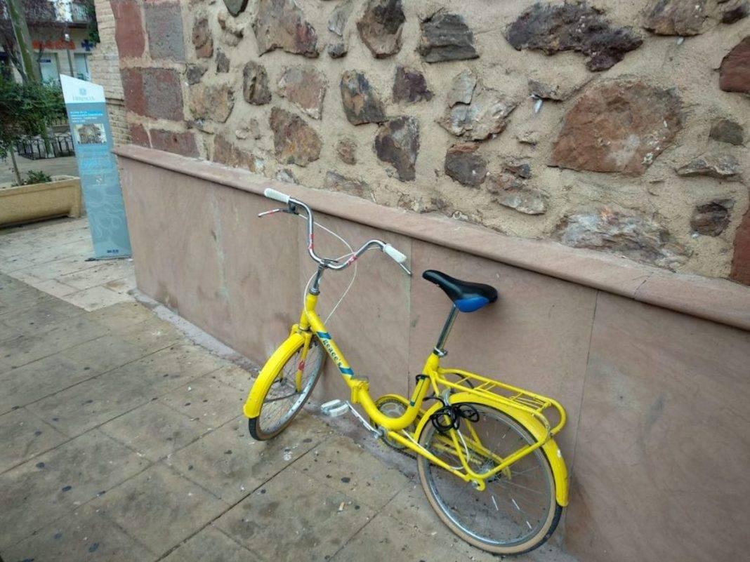 bicicleta en herencia 1068x801 - Herencia se quiere sumar la movilidad sostenible con un proyecto de carril bici