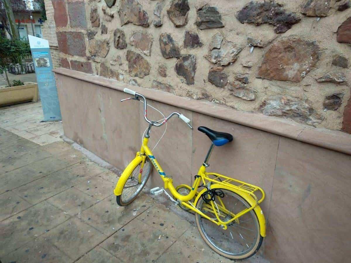bicicleta en herencia - Herencia se quiere sumar la movilidad sostenible con un proyecto de carril bici