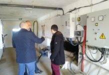 Mejoras en la eficiencia energética y disminución dei impacto ambiental en La Juncada