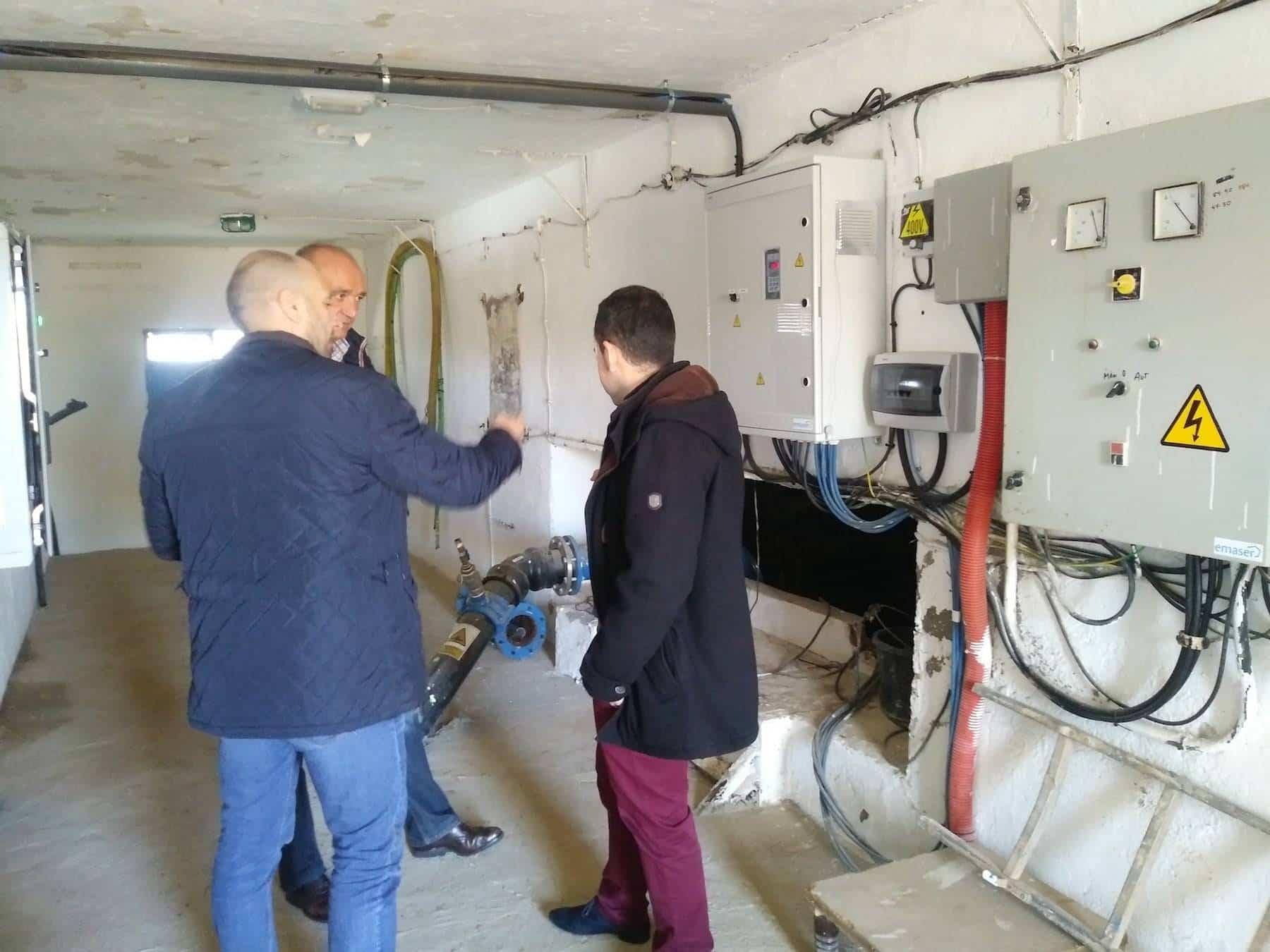 Mejoras en la eficiencia energética y disminución dei impacto ambiental en La Juncada 2