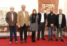 Herencianos en el III Encuentro Cervantino que junto once investigadores de la región