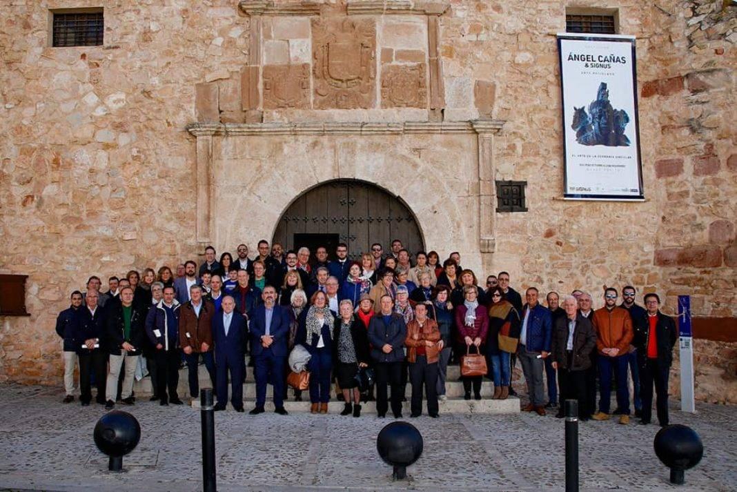 encuentro cofradias y hermandades Santo Sepulcro CLM1 1068x713 - Herencia en el III Encuentro Regional de Cofradías del Santo Sepulcro de Castilla-La Mancha