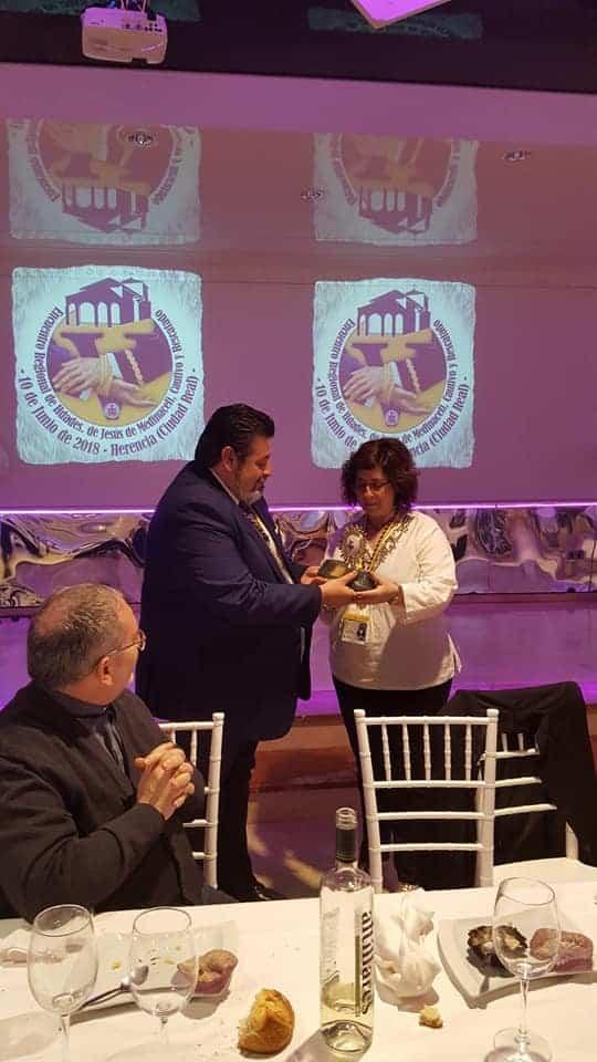 La Hermandad de Medinaceli de Herencia viaja a Madrid para celebrar la festividad de Cristo Rey 5