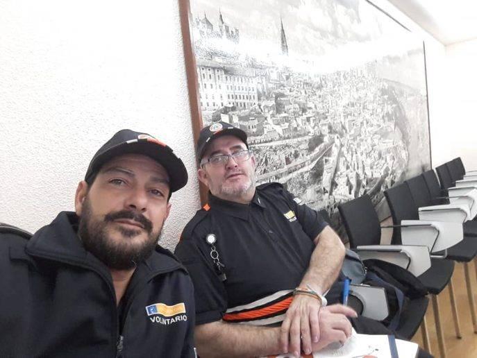 formacion proteccion civil herencia en toledo 1 687x516 - Protección Civil se forma en la Escuela de Protección Ciudadana en Toledo