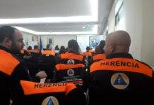 Protección Civil se forma en la Escuela de Protección Ciudadana en Toledo