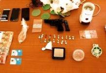 Desactivado un punto de venta de droga en Herencia