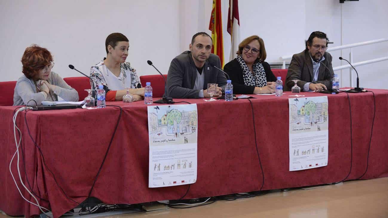 jornadas mujer y justicia CM 20 1 1299x730 - Recuperado el testimonio de mujeres que sufrieron la represión franquista en Herencia