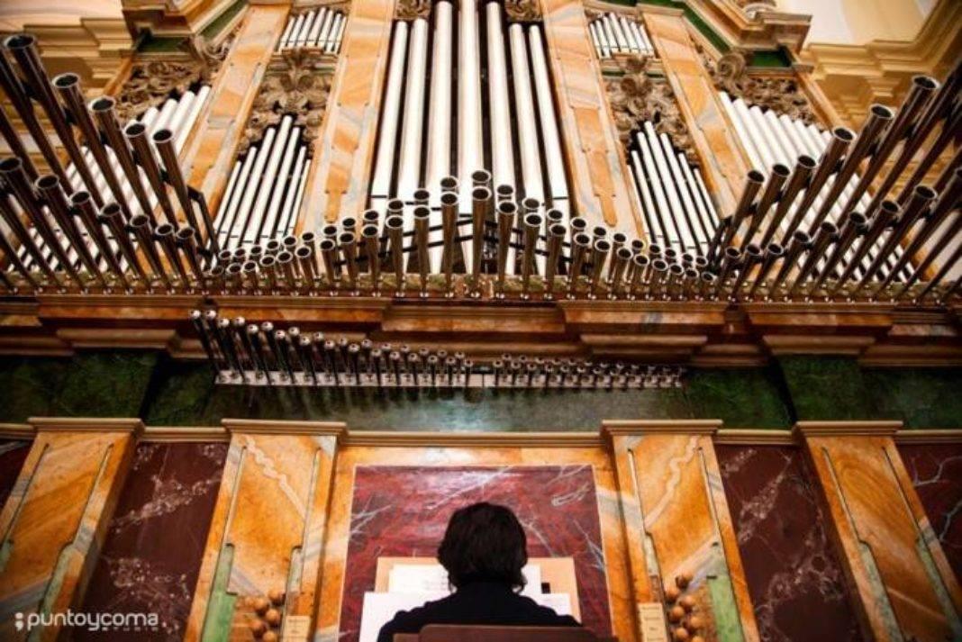 Concierto aniversario de la reconstrucción y restauración del órgano barroco de Herencia 7