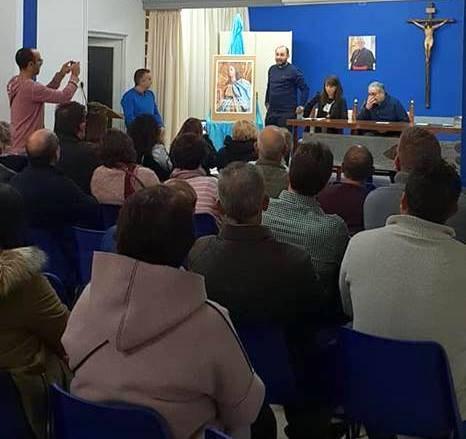 presentación actos fiestas de la Inmaculada y Año Mariano 1 - Presentado el programa de las fiestas en honor a la Inmaculada y el próximo Año Mariano