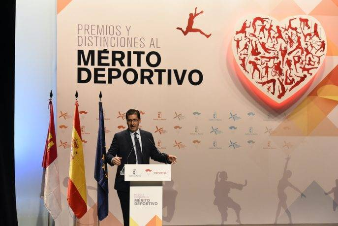 00Premios al merito deportivo en Castilla-La Mancha