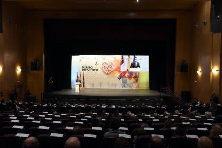 01Premios al merito deportivo en Castilla La Mancha 457x305 - Herencia acoge la Gala de los Premios y Distinciones al Mérito Deportivo de Castilla-La Mancha