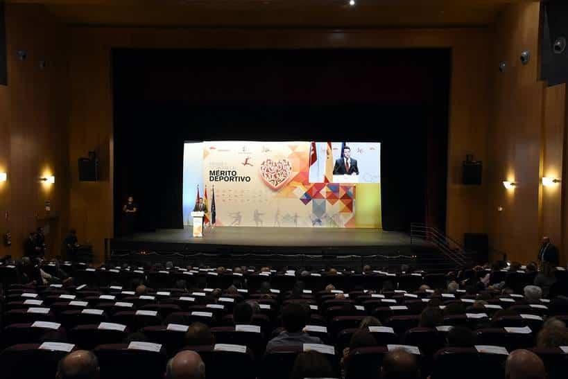 Herencia acoge la Gala de los Premios y Distinciones al Mérito Deportivo de Castilla-La Mancha 14