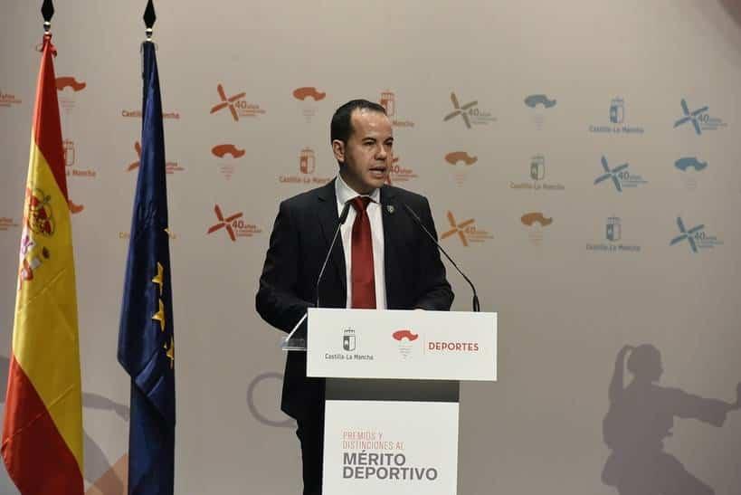 Herencia acoge la Gala de los Premios y Distinciones al Mérito Deportivo de Castilla-La Mancha 16
