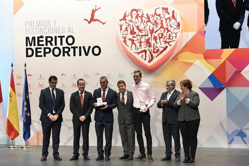 Herencia acoge la Gala de los Premios y Distinciones al Mérito Deportivo de Castilla-La Mancha 18