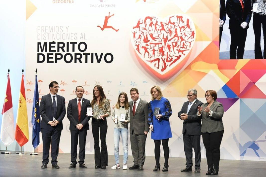 Herencia acoge la Gala de los Premios y Distinciones al Mérito Deportivo de Castilla-La Mancha 29
