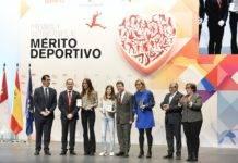Herencia acoge la Gala de los Premios y Distinciones al Mérito Deportivo de Castilla-La Mancha