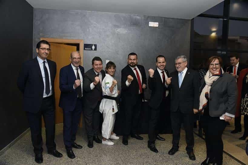 Herencia acoge la Gala de los Premios y Distinciones al Mérito Deportivo de Castilla-La Mancha 13