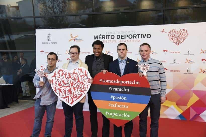 Herencia acoge la Gala de los Premios y Distinciones al Mérito Deportivo de Castilla-La Mancha 15
