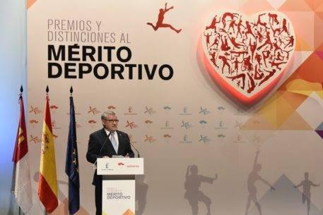 09Premios al merito deportivo en Castilla La Mancha 457x305 - Herencia acoge la Gala de los Premios y Distinciones al Mérito Deportivo de Castilla-La Mancha