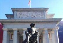 El Seminario Menor Mercedario de excursión en el museo del Prado