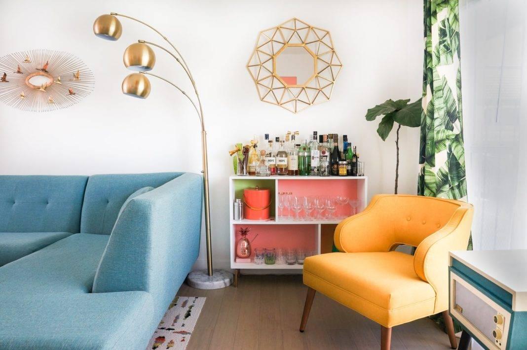 Color Pantone decoracion 2 1068x710 - Cómo integrar el Color Pantone de este 2019 en la decoración del hogar