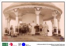"""La excursión de los frailes mercedarios a """"La Copa"""" en 1943, una nueva imagen de la Fototeca Abierta"""