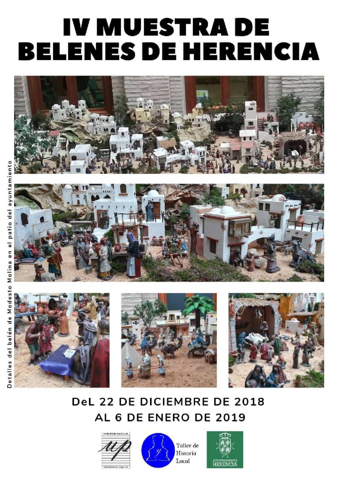 Muestra de belenes populares 2018 2019 001 - 15 nacimientos forman la tradicional Ruta de Belenes
