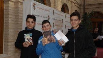 """Proyecto Lector para jóvenes """"Los Inmortales"""" 2019a 341x192 - Iniciada la tercera edición del Proyecto Lector para jóvenes """"Los Inmortales"""""""