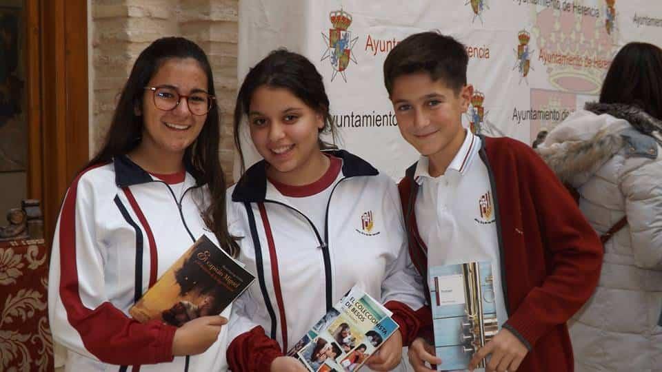 """Proyecto Lector para jóvenes """"Los Inmortales"""" 2019b - Iniciada la tercera edición del Proyecto Lector para jóvenes """"Los Inmortales"""""""