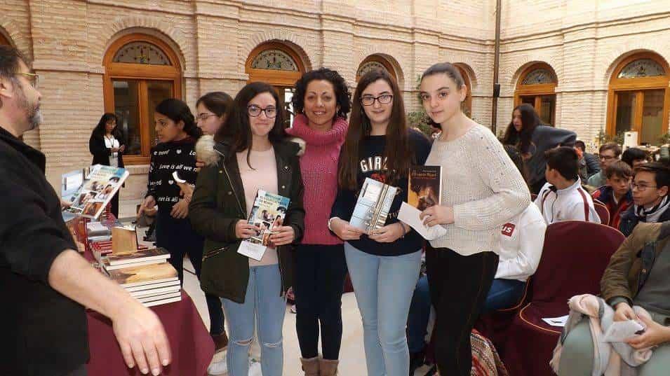 """Proyecto Lector para jóvenes """"Los Inmortales"""" 2019e - Iniciada la tercera edición del Proyecto Lector para jóvenes """"Los Inmortales"""""""