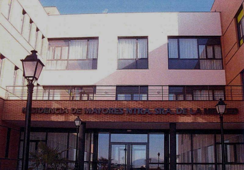 Residencia nuestra se%C3%B1ora de la merced de Herencia1 - UGT denuncia que en la Residencia de Mayores Ntra. Sra. De la Merced de Herencia están los trabajadores con contratos en fraude de ley